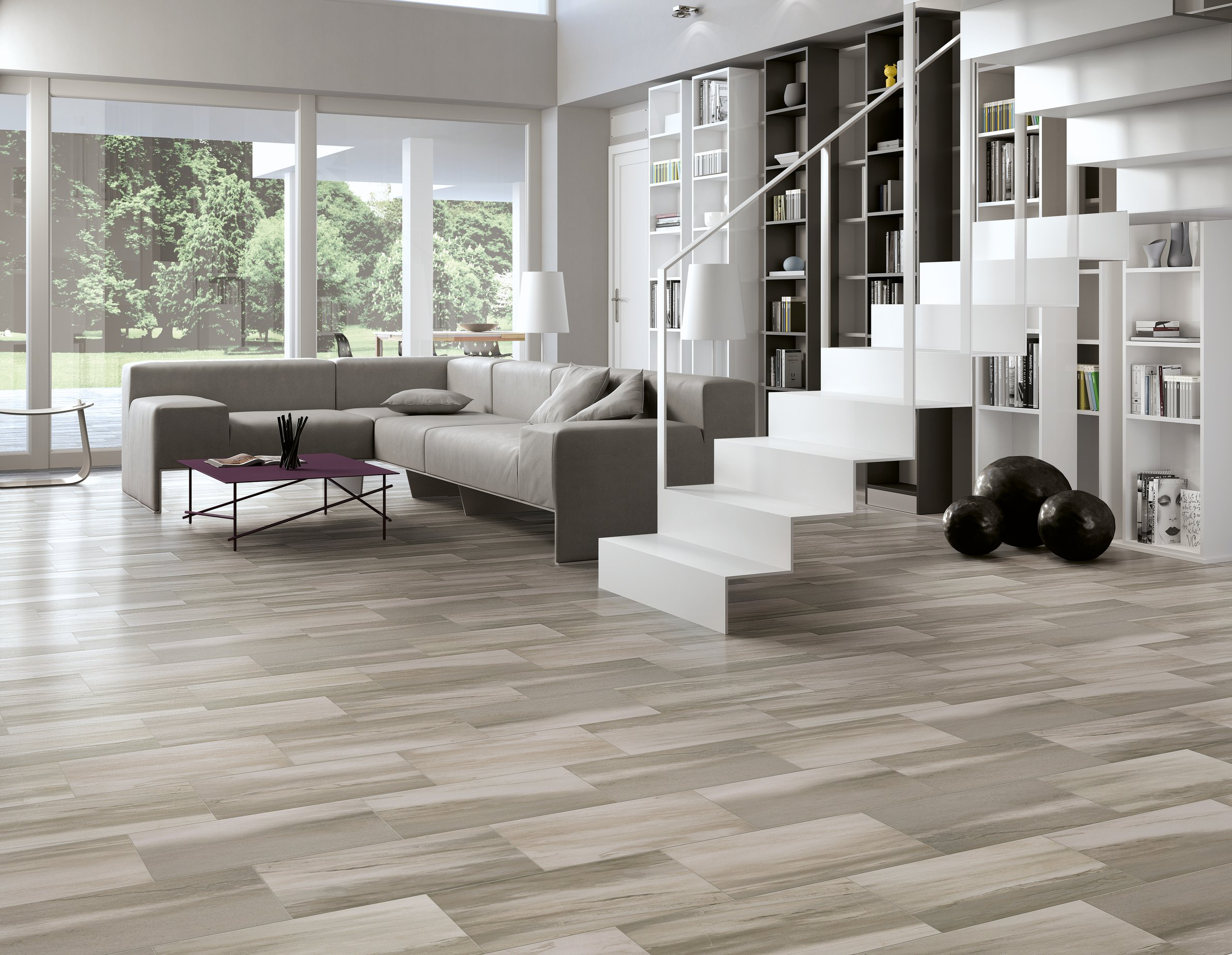 carrelage effet parquet gris fashion designs. Black Bedroom Furniture Sets. Home Design Ideas